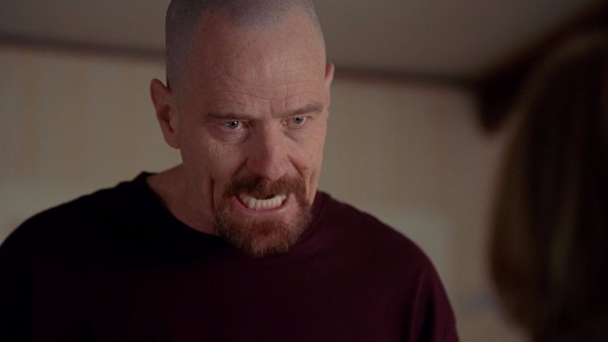 I Am The One Who Knocks!